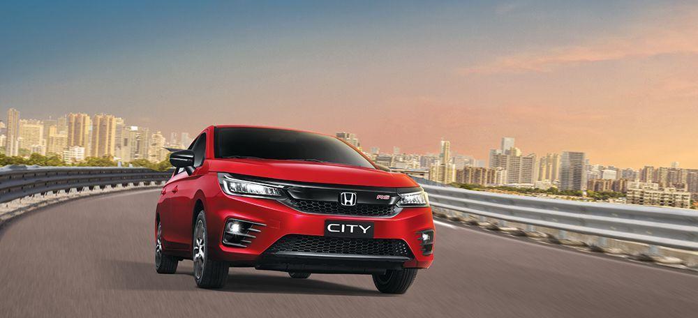 kha nang van hanh Honda city 2021