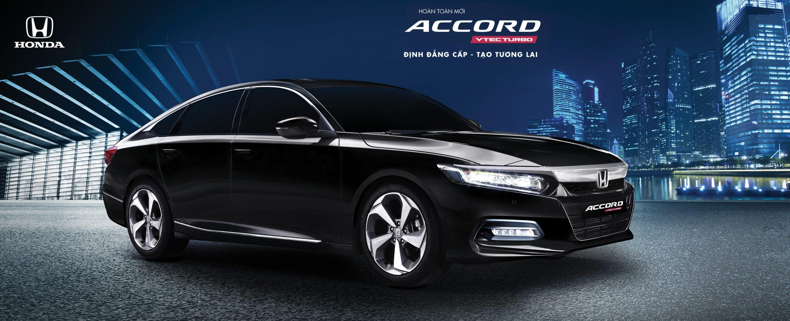 Honda Accord - Honda Ô tô Ninh Bình Tràng An